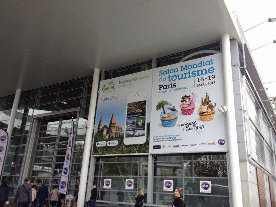 Salon du tourisme picture of parc des expositions porte de versailles paris tripadvisor - Adresse salon porte de versailles ...