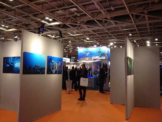 Salon du tourisme picture of parc des expositions porte for Salon porte de versailles horaires