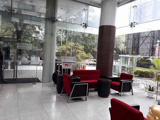 St Laurn Business Hotel: St laurn hotel
