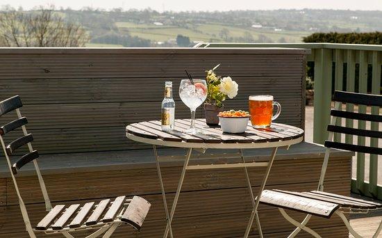 Bishop Auckland, UK: Views overlooking the rolling hills