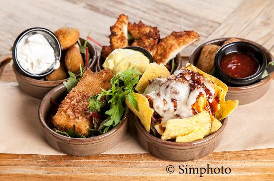 Bishop Auckland, UK: Small plates- Perfect for sharing!