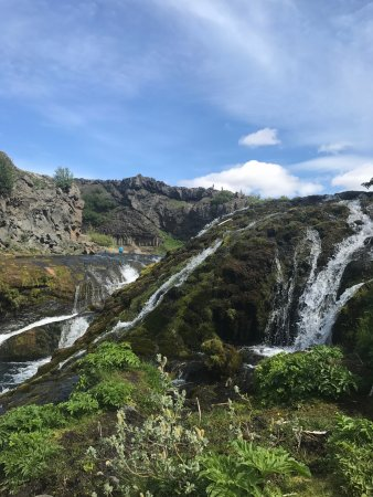 Svartsengi, Islande : Гуан