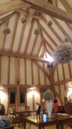 Egerton, UK: stunning restaurant