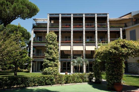 Facciata Hermitage Hotel & Resort