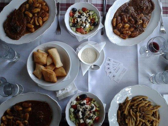 Konoba Maslina Korčula - meal