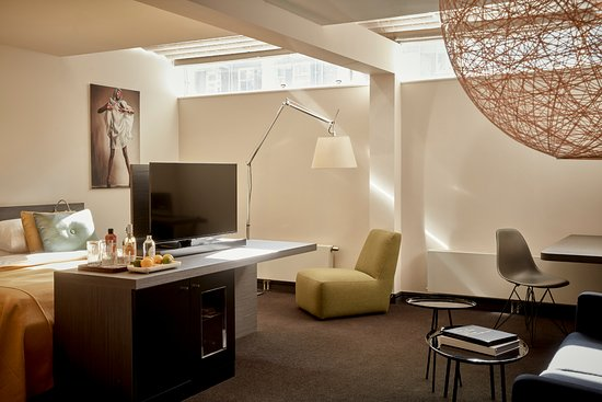 Park Hotel Amsterdam: Business Suite
