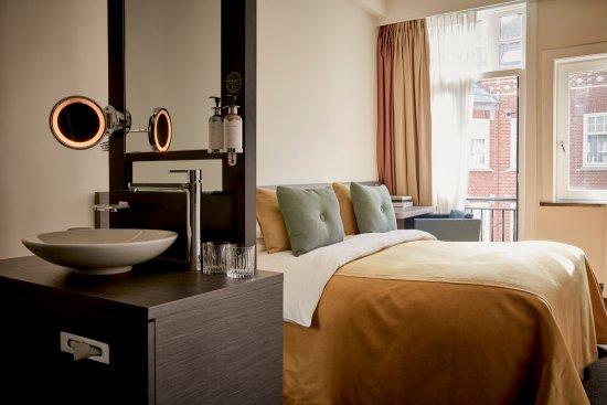 พาร์คโฮเต็ลอาร์มสเตอร์ดัม: Superior room