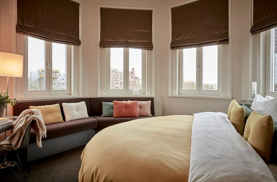 Park Hotel Amsterdam: Tower Suite