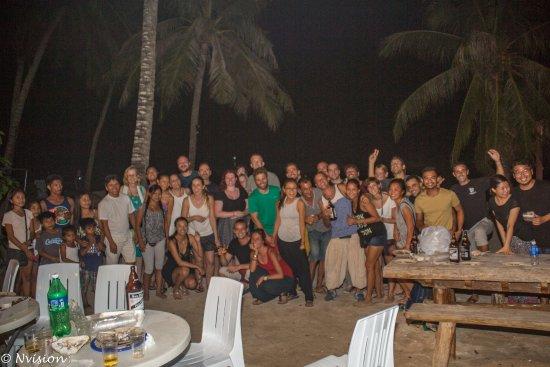 Panglao Island, Philippines: Celebration
