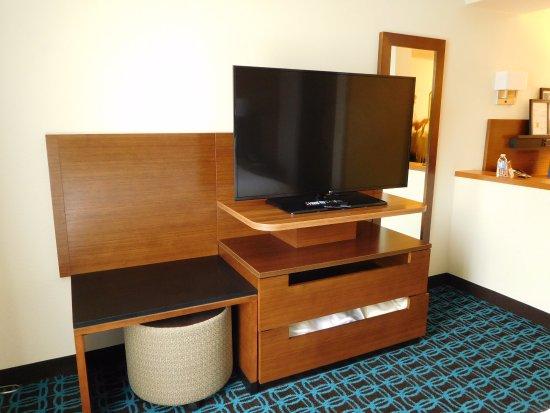 Loveland, CO: Bedroom tv