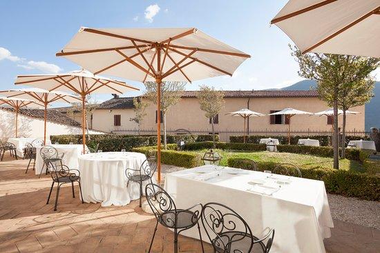 Palazzo Seneca Ristorante Vespasia: Ristorante Vespasia. Prova l'eccellenza della gastronomia nel ristorante Stella Michelin
