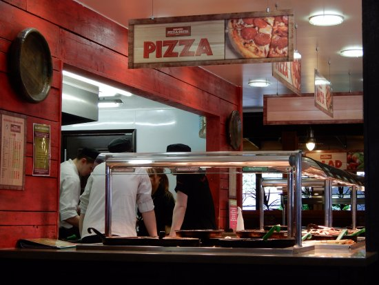 Explorers Pizza And Pasta Buffet Alton Restaurant Reviews