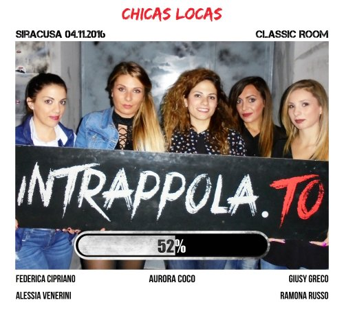 Escape Room Intrappola.TO