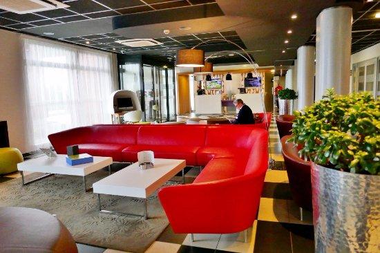 Dorlisheim, France: Die Lounge