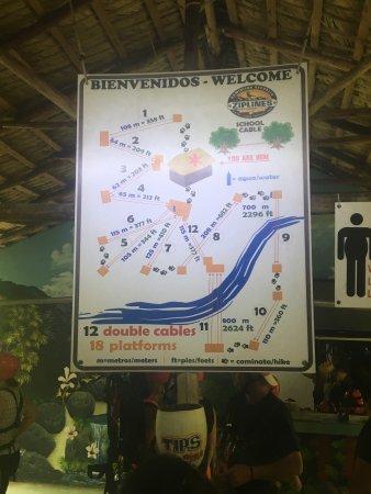 Bavaro Runners Adventures Zip Line La Romana-Bayahibe: photo2.jpg