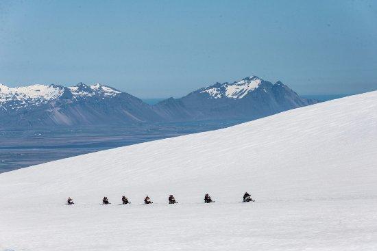 Hofn, IJsland: Vatnajökull Glacier