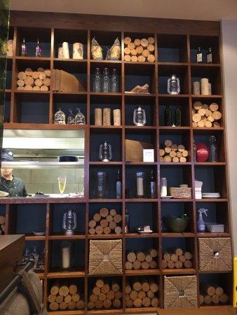 Didcot, UK: restaurant