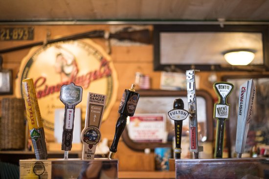 Grand Marais, MN: Rotating Taps of MN and Regional Craft Beer.