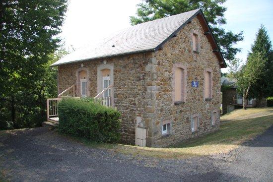 Bassignac, France: chambre