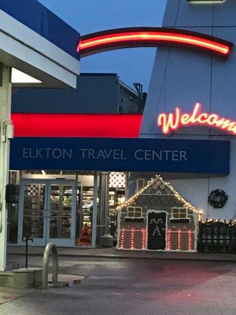 Travel Centers of America in Elkton