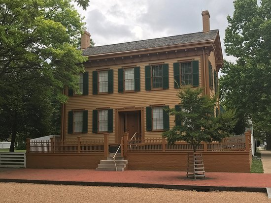 Lincoln Home Picture of Lincoln Home National Historic