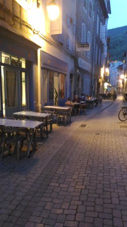 Foix, Frankrijk: O Calou Pile