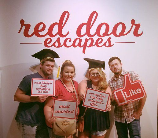 Bryant, AR: Birthday celebration at Red Door Escapes!