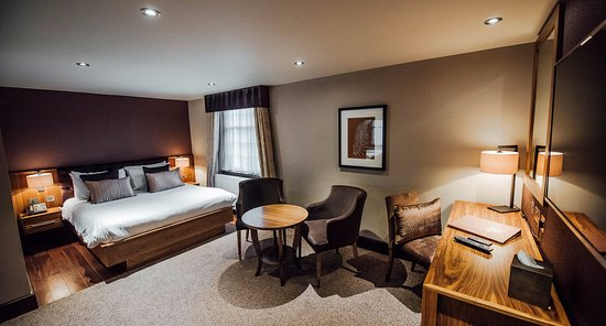 Clarkston, UK: Executive Double Room