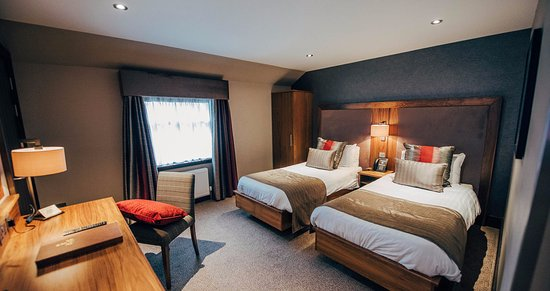 Clarkston, UK: Twin Room