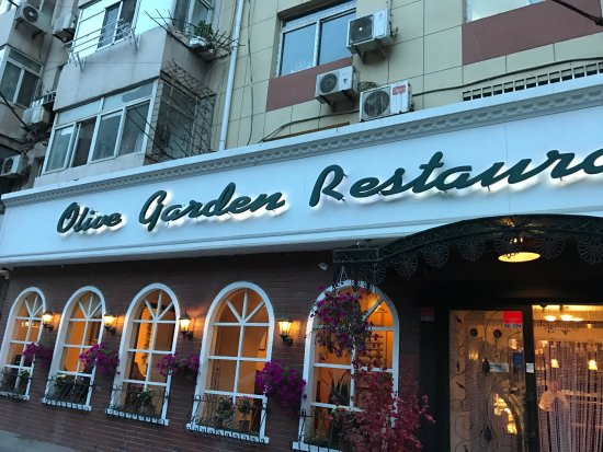 Olive Garden Italian Restaurant Dalian Restaurant Reviews Phone Number Photos Tripadvisor
