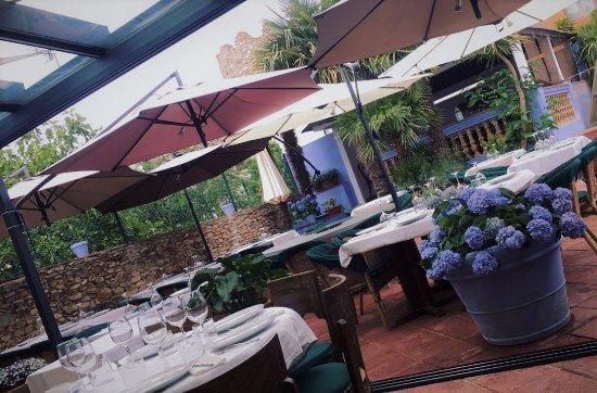 Pati blau begur restaurant bewertungen telefonnummer for Blau hotels oficinas centrales