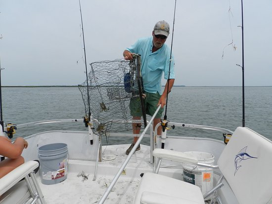 Fish Tales Fishing Charters Chincoteague Island Va Top