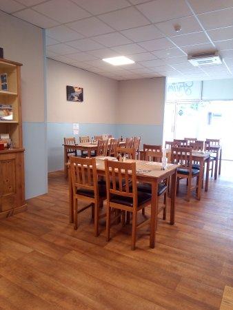 Onchan, UK: Lovely diner :)
