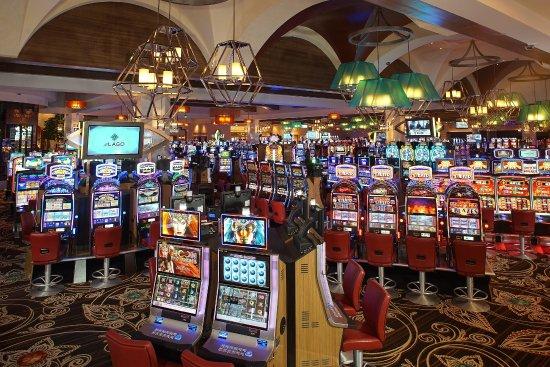 Waterloo, NY: Casino Floor