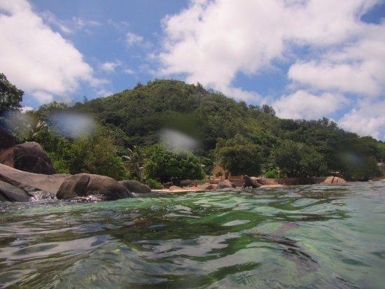 Praslin, Seychellerna: Anse Consolation