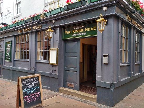 The Kings Head Carlisle Restaurant Reviews Photos