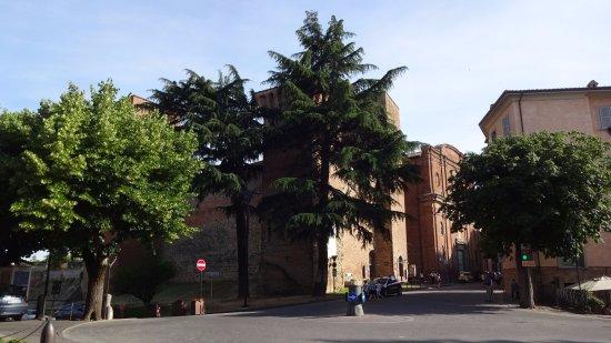 Logge Del Perugino W&B Resort: Uno scorcio della città