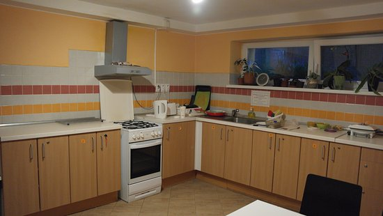 Nitra, سلوفاكيا: shared kitchen