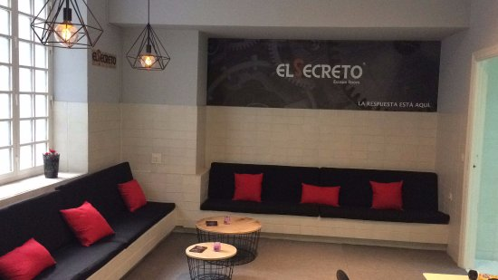 El Secreto Escape Room