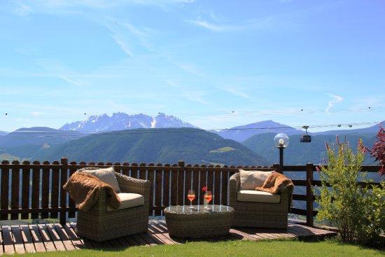 Soprabolzano, Italy: Dolomites view