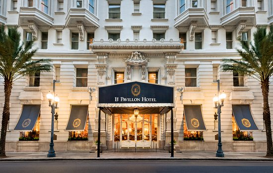 Le Pavillon Hotel New Orleans La
