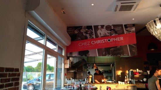 Saleilles, France: Chez Christopher