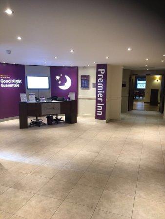 Brighouse, UK: Premier Inn Huddersfield North Hotel