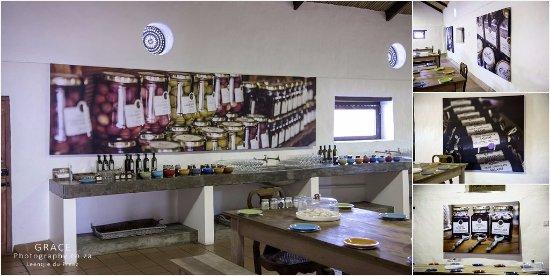 Darling Olives tasting room