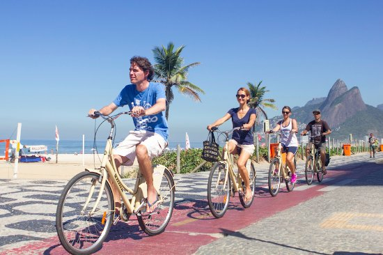 Rio By Bike Tours