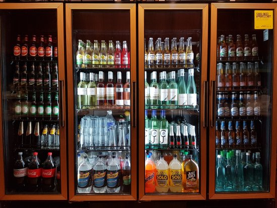 Robe, Australien: Chinese on Bagot's Beverages Selection