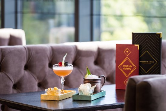 ABode Chester : Cocktails at Brasserie Abode Bar