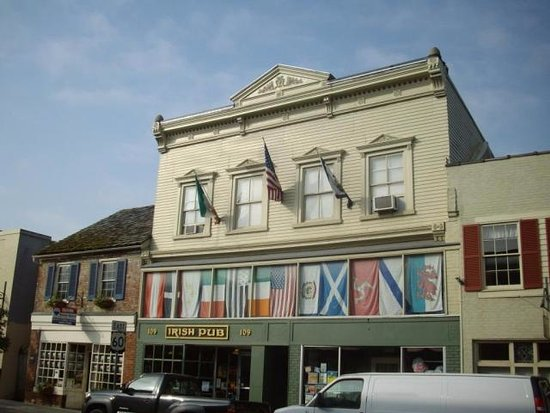 Lewisburg, Virginia Occidental: Our lovely building