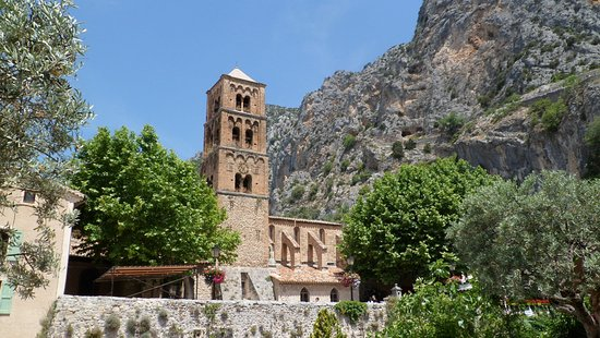 Moustiers Sainte-Marie, France: village