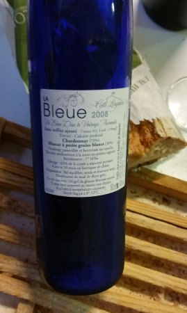 Coste Longuière : bleue